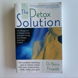 The Detox Solution By Dr Patricia Fitzgerald